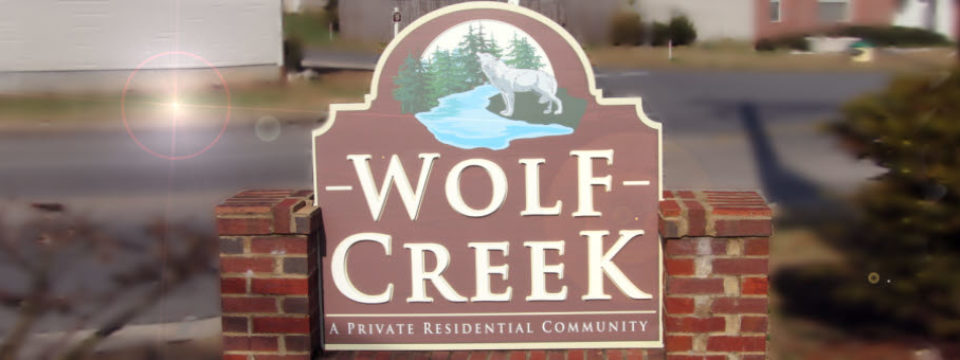WELCOME TO WOLF CREEK